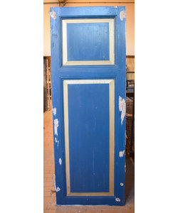 209 x 74,5 cm - Paneel deur No. 169