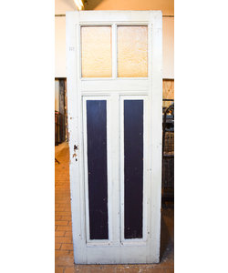 219 x 78 cm - Paneel deur No. 181