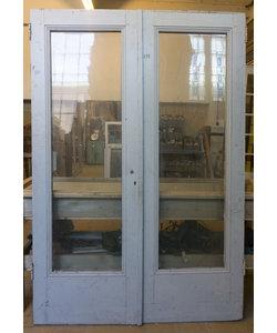 225 x 76,5 cm - Set paneel deuren No. 178/180