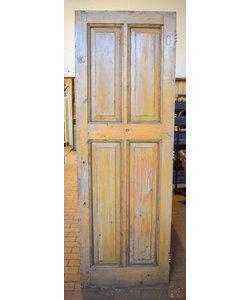 218 x 74,5 cm - Paneel deur No. 185