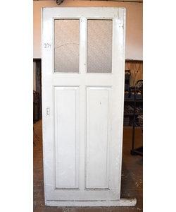 215 x 86 cm - Paneel deur No. 204