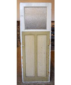 210,5 x 77 cm - Paneel deur No. 244