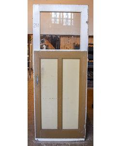 212,5 x 82,5 cm - Paneel deur No. 251
