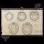 Anatomische schoolplaat dieren (Ontwikkeling van gastrulatie)