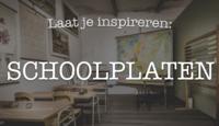 6 vintage schoolplaten voor elk interieur