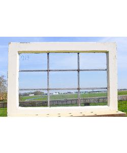 49 x 73,5 cm - Glas in lood raam No. 219