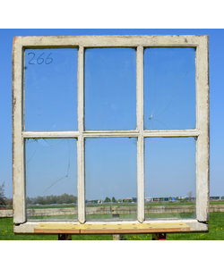 96 x 97 cm - Raam No. 266