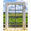 Glas in lood raam No. 275