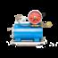 Schaalmodel compressor