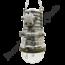 Explosievrije hanglamp 'EOW Stahl Brushed'