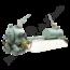 Industriële TL-lamp 'Double'