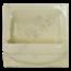 Vintage zeep wandbakje porselein 'gebroken wit'