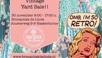 Vintage Yard Sale!!