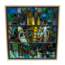 Glas in lood raam Mengelberg No. 1