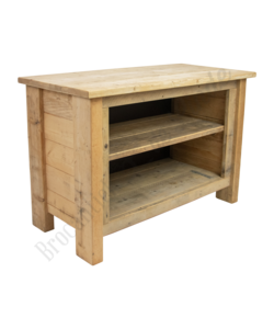 Wooden dressoir