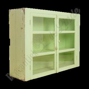 Vintage dressoir - light green