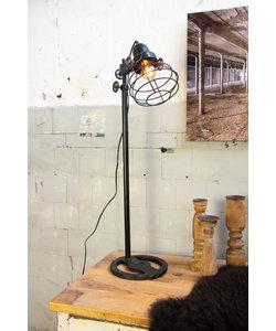 Industriële draadlamp