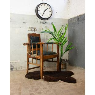 Vintage kappersstoel