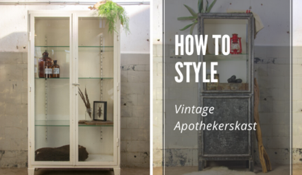 How to style: apothekerskast!