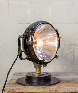 Industriele tafellamp 'Dumbo'