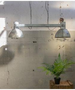 Vintage hanglamp - Double hood No. 2