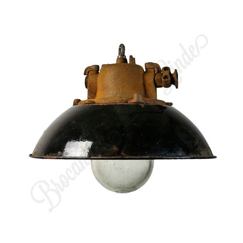 """Industriële lampen """"Dolni zonder korf"""""""