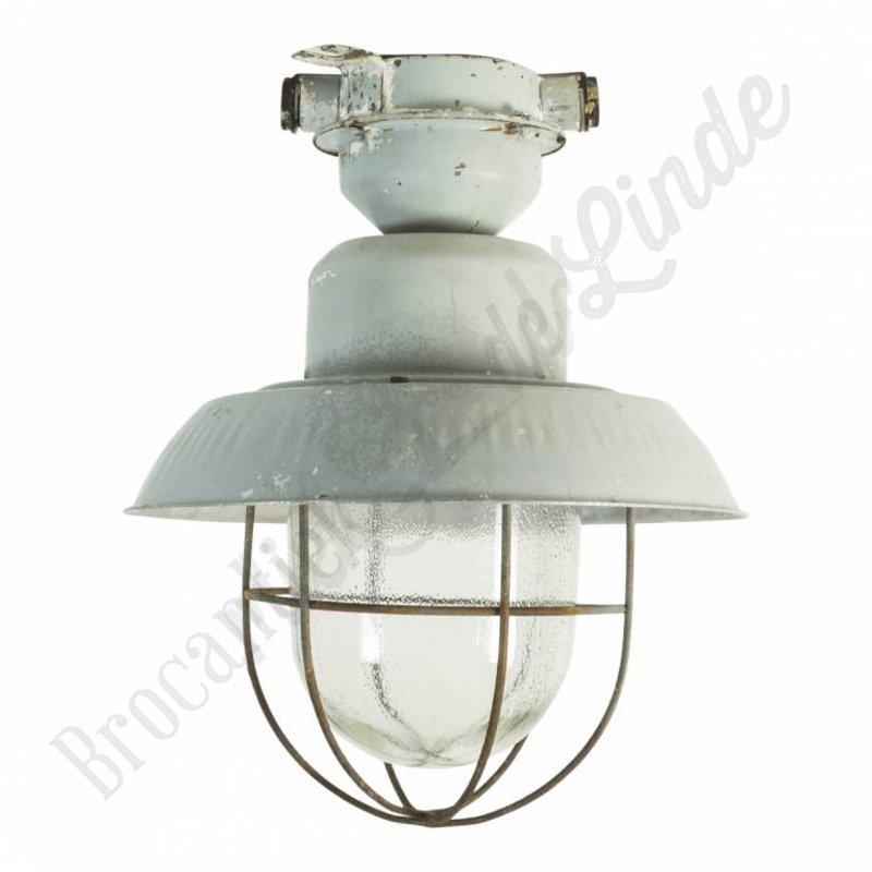 """Industriële lamp """"Baby Grey"""""""