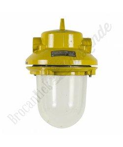 "Industriële lamp ""Yellow Liboc"""