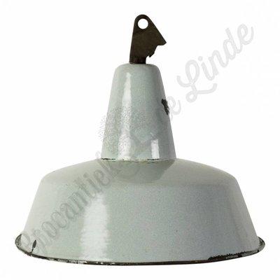"Fabriekslamp ""Bauhaus Grey Enamel"""