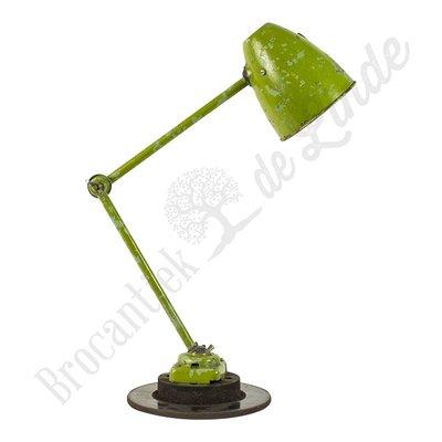 """Monteurslamp """"Green Python"""""""