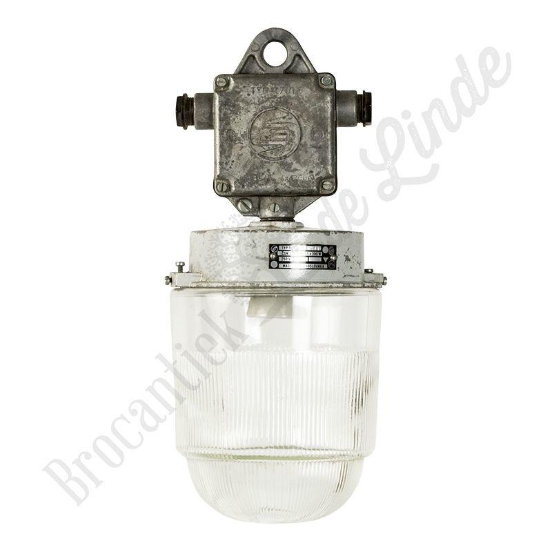 "Originele industriële lamp ""Short Roblin"""
