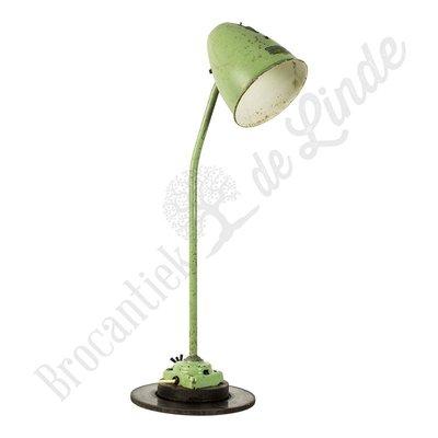 "Monteurslamp ""Green Cobra"""