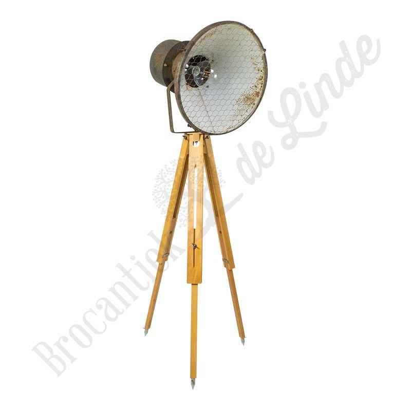 "Stoere statieflamp ""Small Owl"""