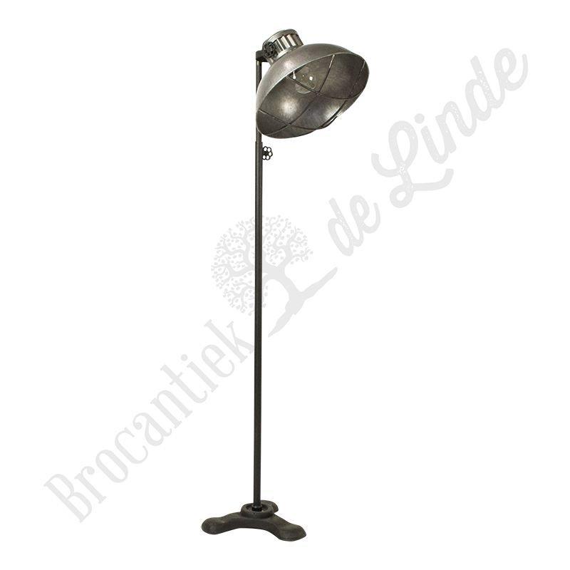 """Industriële vloerlamp """"Industry Grid"""""""