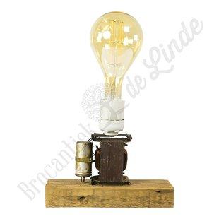"""Tafellamp """"Trafo Gold Splash"""""""