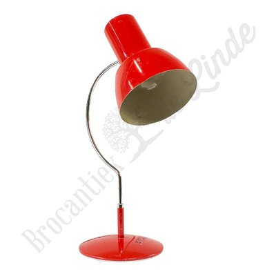 "Bureaulamp ""red swan"""
