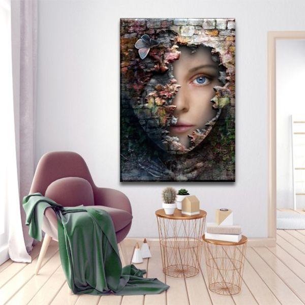 ART-BOX WANDDECORATIE Design AB-10075 ( 1 paneel )