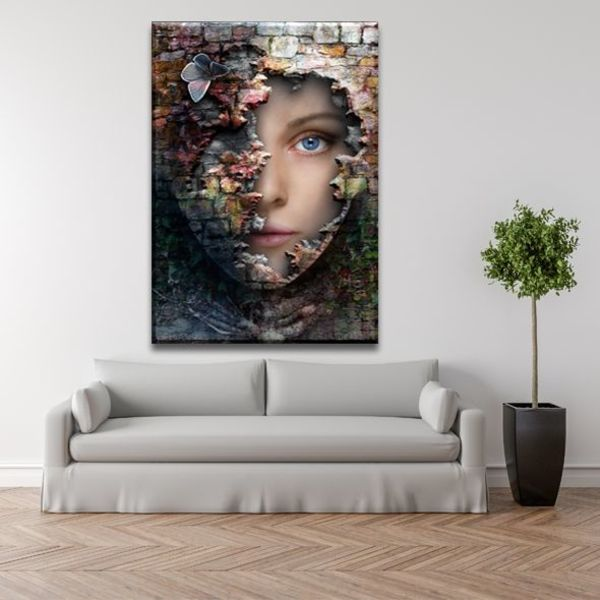 ART-BOX WANDDECORATIE Design AB-10075