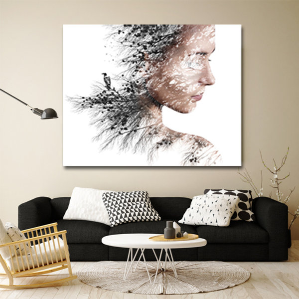 ART-BOX  WANDDECORATIE Design AB-10090