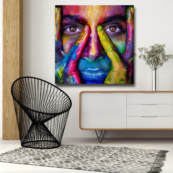 ART-BOX  WANDDECORATIE Design  AB-10110