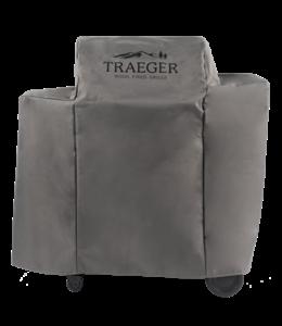 Traeger Ironwood 650 Regenhoes