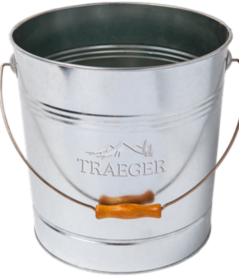 Traeger Traeger Metalen Opslag Emmer 9KG