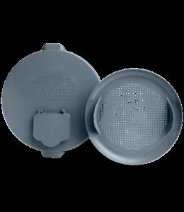 Traeger Pellet Opslag Deksel & Filter Set