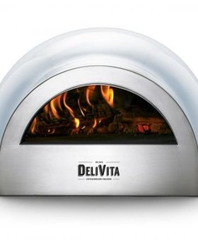 Delivita The vintage blue oven