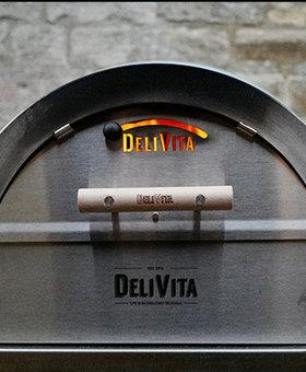 Delivita The oven door