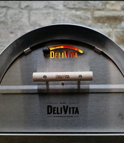 Delivita Delivita Oven deur
