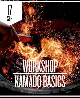 HarlemBBQ Kamado Basics donderdag 17 september 2020