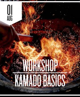 HarlemBBQ Kamado Basics zaterdag 1 augustus 2020