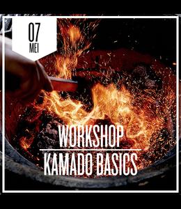 Kamado Basics donderdag 7 mei 2020