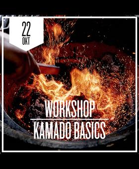 Kamado Basics donderdag 22 oktober 2020